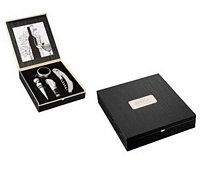 Four Piece Wine Gift Set