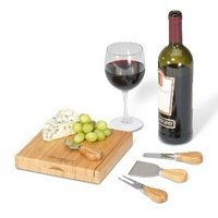 Self Storing Cheese Set