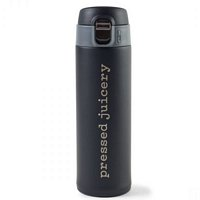 Push Open Stainless Water Bottles