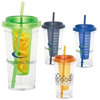 Tumbler w/ Fruit Infuser