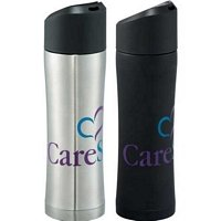 Mess Proof Drinking Tumbler 16oz -Custom Logo Imprint