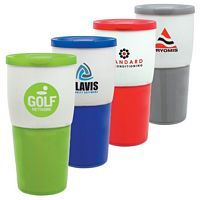 Matching Ceramic Travel Tumbler -15 oz
