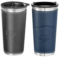 Sleeve Stainless Steel Tumbler - Class Design
