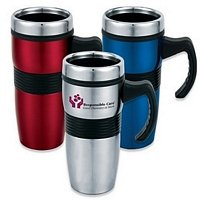 Ridge Accent Travel Mug