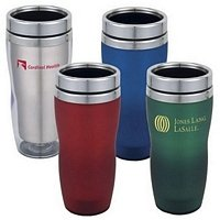16 oz. Promotional Travel Tumbler