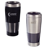 Carbon Fiber Tumbler - Elegant Corporate Gift Idea