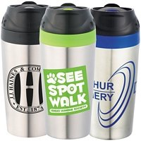 Travel Tumbler - Stainless Steel