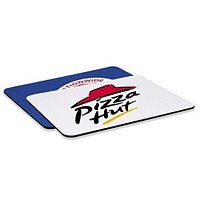 1/8 Rectangular Rubber Mouse Pad