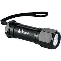 8 LED Alum Superbright Flashlight -Branded Corporate Gift