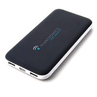 Rubberized Finish Power Banks