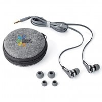 Tangle Free Earbud Kit Full Color