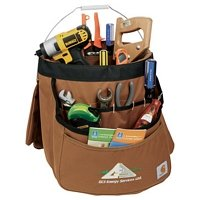 Carhartt 5 Gallon Bucket Organizer - Tool and Gear Pockets