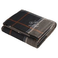 Plaid Fleece & Sherpa Blankets