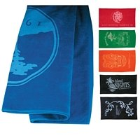 Colored Beach Towel - 10.5LB