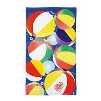 Beach Ball Beach Towel
