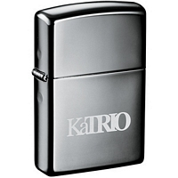 Zippo Light Black Windproof Lighter