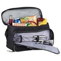 Cooler Bag and 3pc BBQ Tools Sets