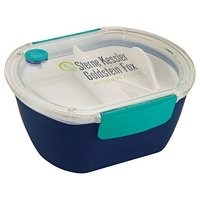 Oval Food Container