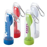 Carabiner Portable Cutlery Set - Home Promotional Gift