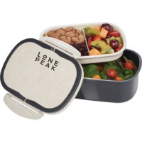 Wheat & Straw Lunch Bento Boxes