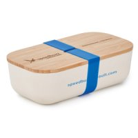 Bamboo and Silicone Bento Boxes