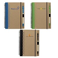 5x7 Junior Notebook & Pen