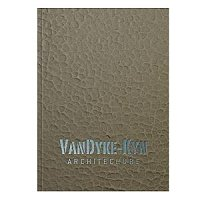 Hammered Metalic Texture Notebook 5x7