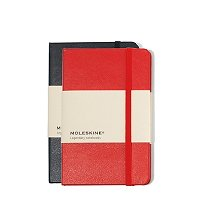 Custom Moleskine 3.5x5.5 Notebook