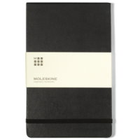 Moleskine Large Reporter Notebook