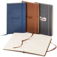 Vinyl Hard Cover Journals