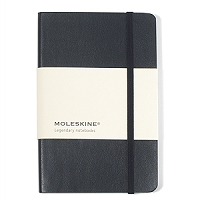 Moleskine Soft Cover Ruled Pocket Notebook
