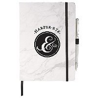 Marble Design Hard Cover Journals