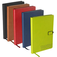 Journal with Magnetic Closure