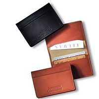 Leather Corporate Gift Business Card Case