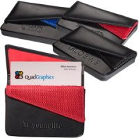 Color Accent Business Card Case
