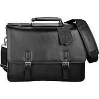 Kenneth Cole<sup>&reg;</sup> Manhattan Leather Compu-Messenger
