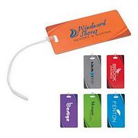 Silicone Strap Luggage Tags