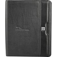 Cutter Buck Zippered Padfolio