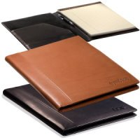 Executive Sueded Full-Grain Leather Padfolios