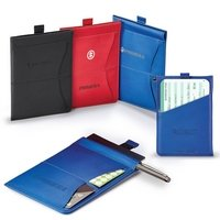 Don Rfid Memo Pad/Passport Holder