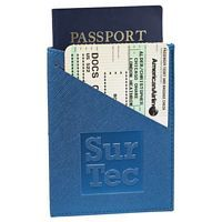 Slim RFID Passport Wallet
