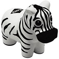 Zebra Stress Reliever