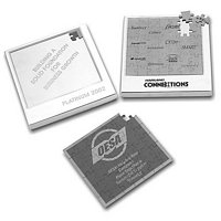 Logo Promotional Magnetic Puzzle