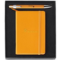 Bright Color Pen & Journal Gift Set - Custom Notebooks