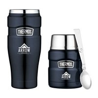 Thermos Stainless King Travel Gift Set