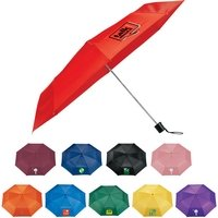 Manual Folding Umbrella 41-Folds to 9 long - Classic Gift