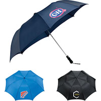 58 Large Canopy Folding Umbrella - Useful Promotional Gift