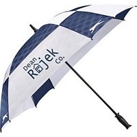 60 Cube Pattern Customizable Golf Umbrella