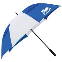 Exclusive 62 Cutter & Buck Vented Golf Custom Umbrella