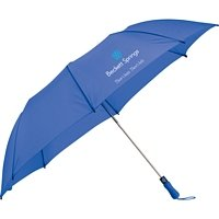58 Auto Open Folding Golf Umbrella
